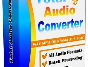 Total Audio Converter Crack 5.3.0.235 with free Download [Latest]