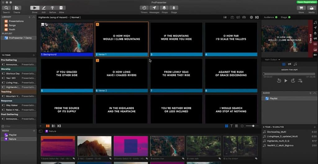 ProPresenter 7.3 with Crack Free Download [Latest]