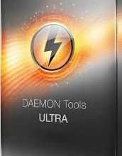 DAEMON Tools Ultra Crack 5.8.0.1409 with free Download (Latest)